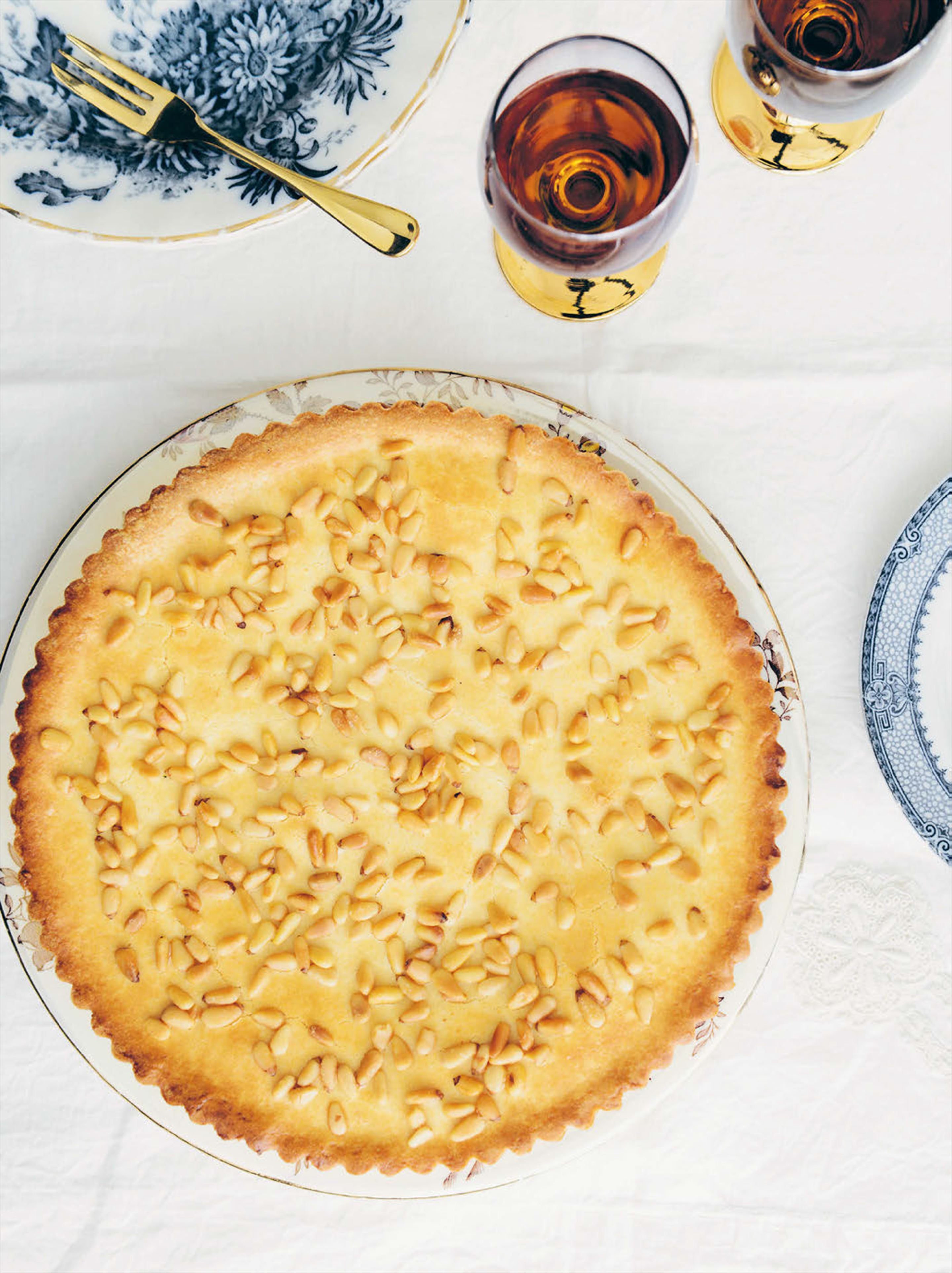 Grandmother's tart