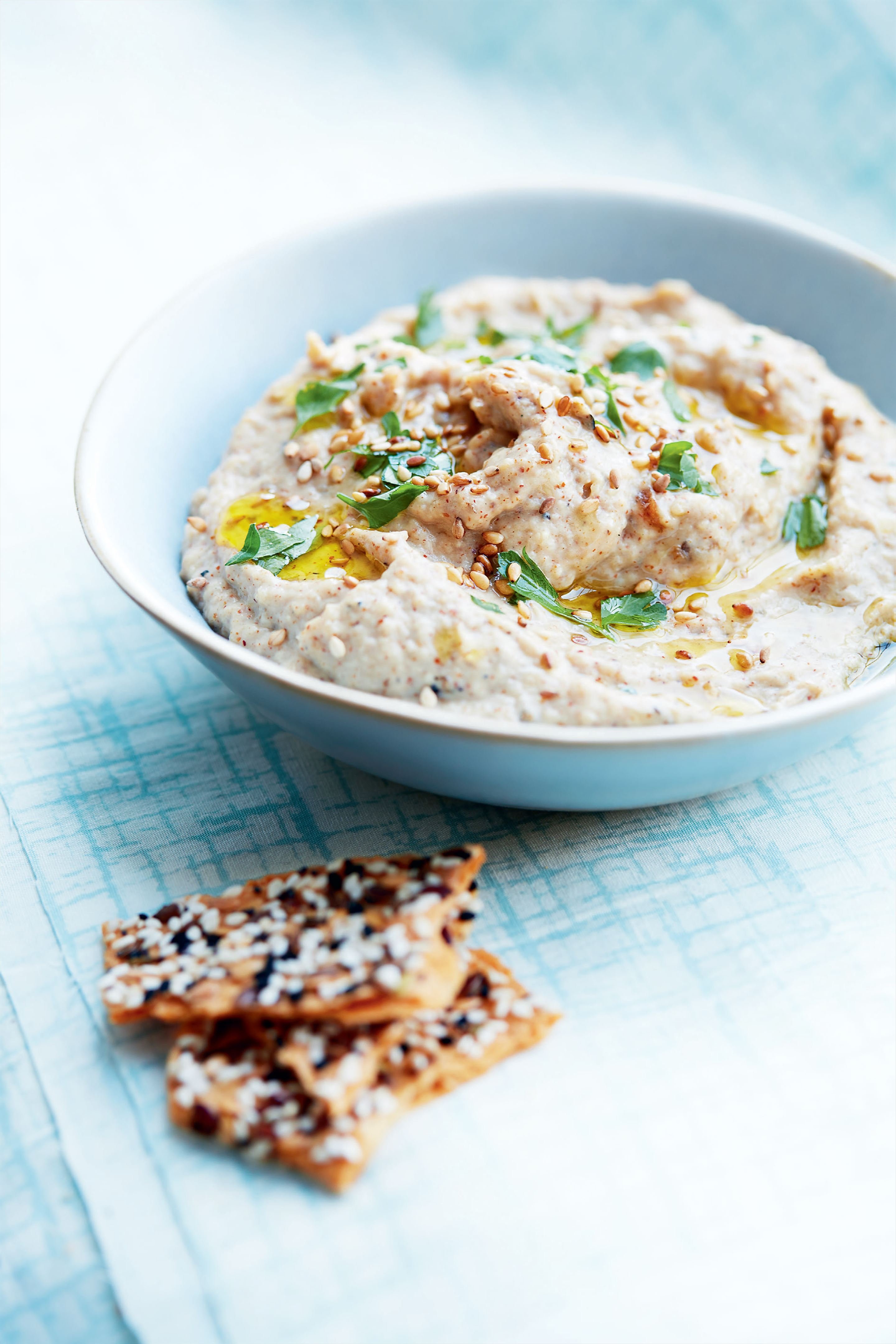 Smoked baba ganoush