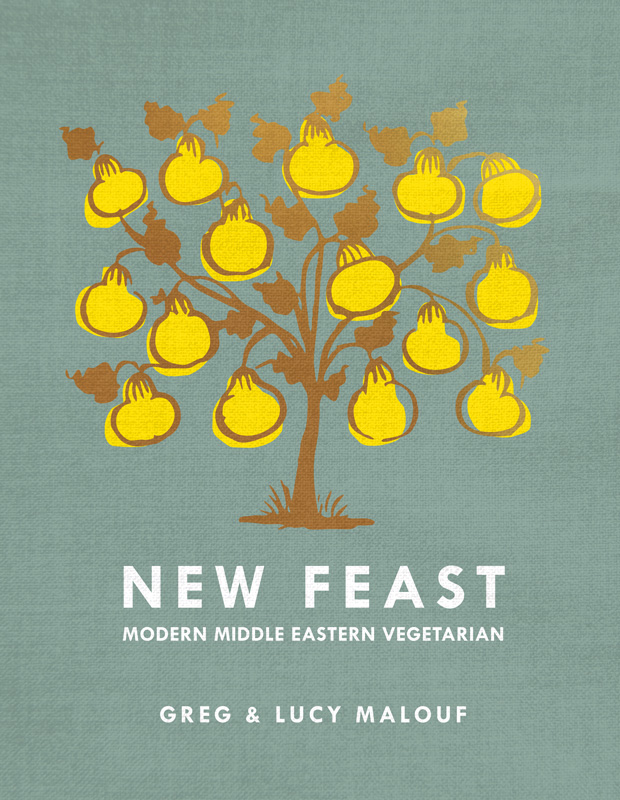 New Feast book cover