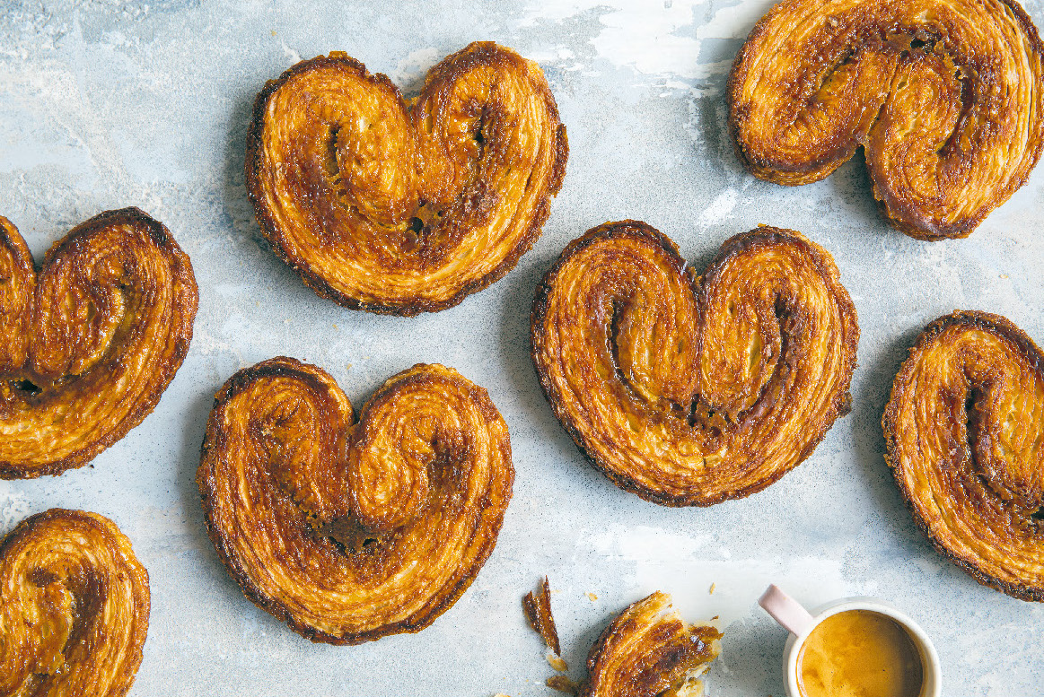 Coconut blossom palmiers