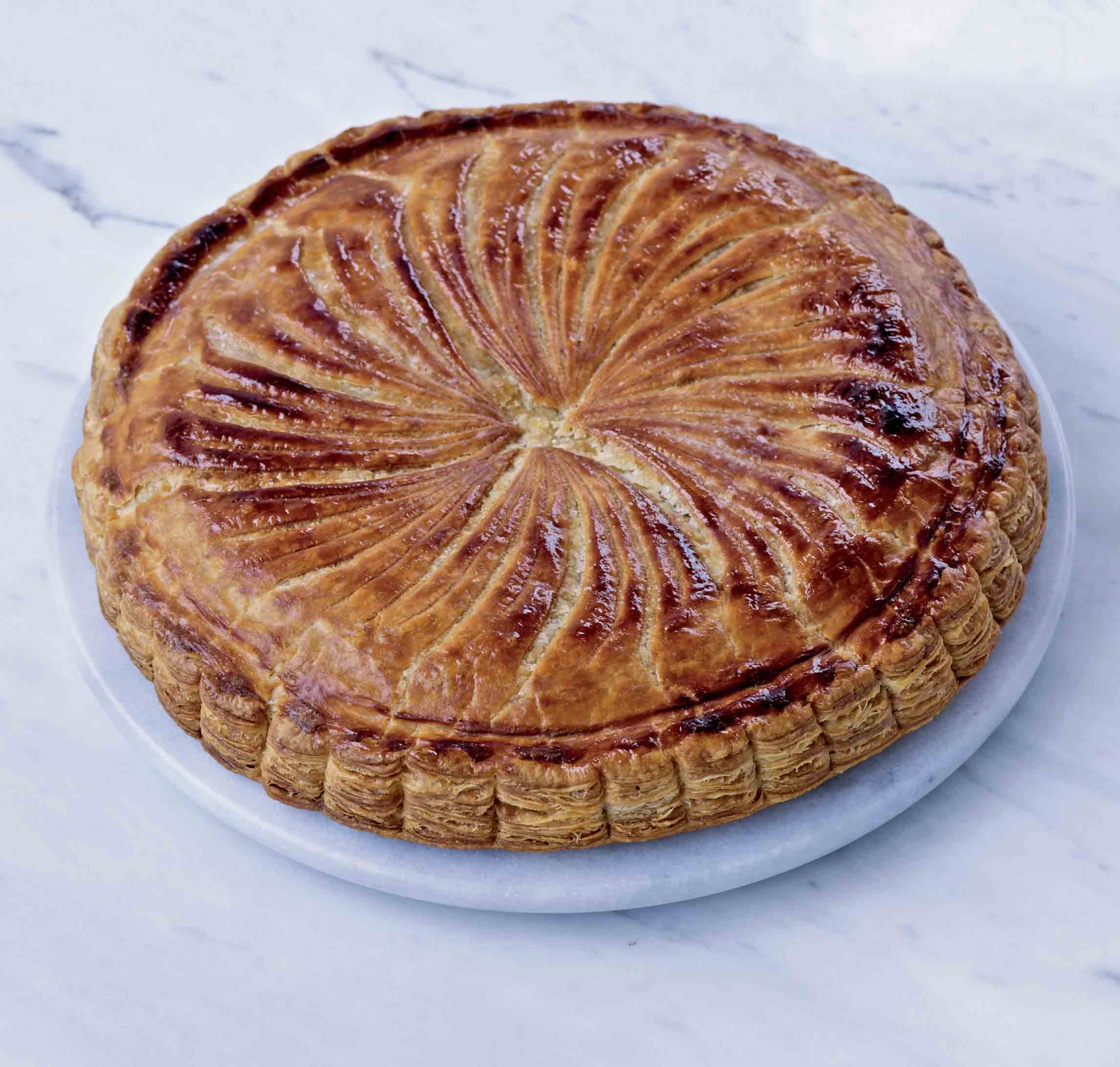 Gâteau Pithivier