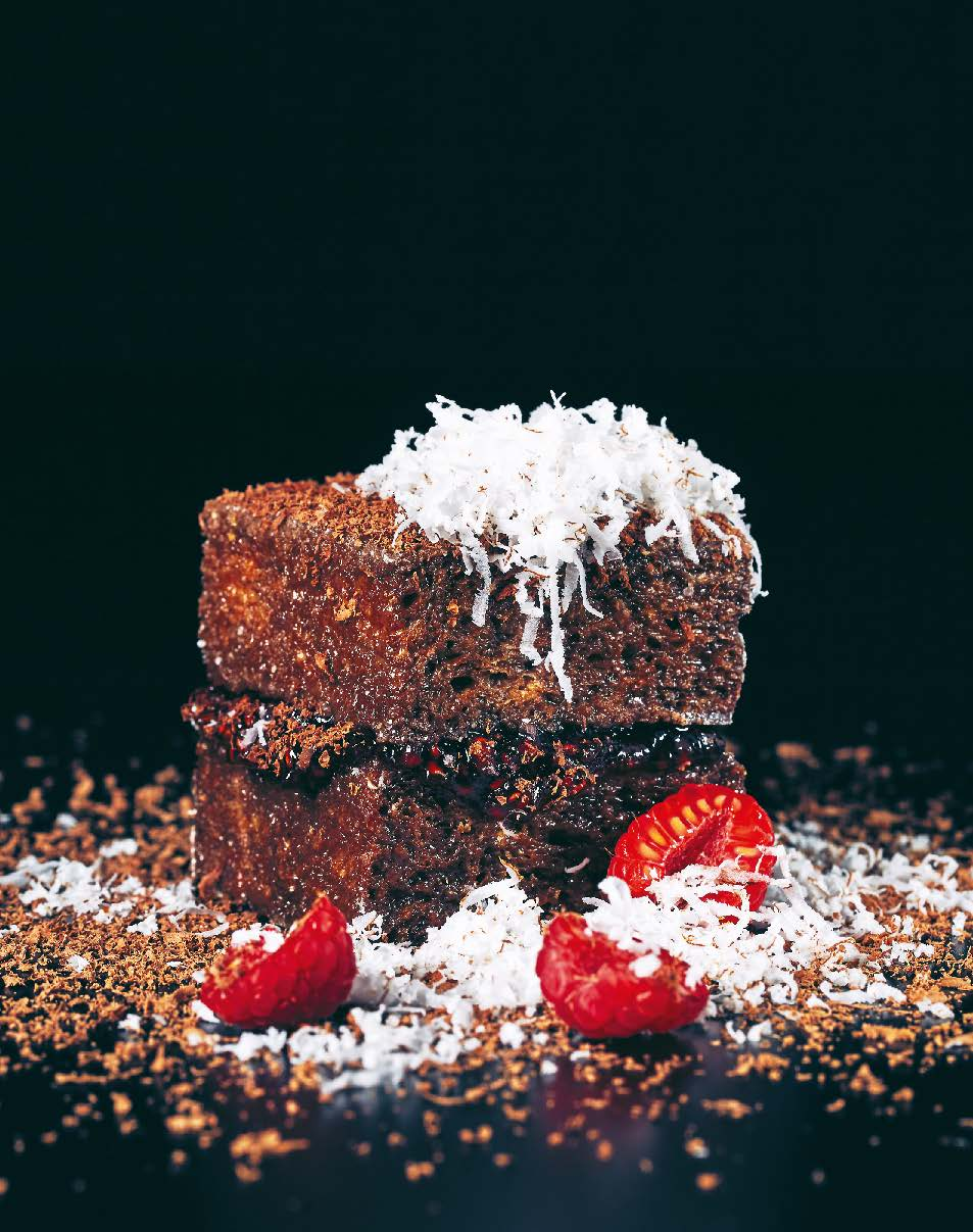 Lamington pain perdu – ooooh, look at you!