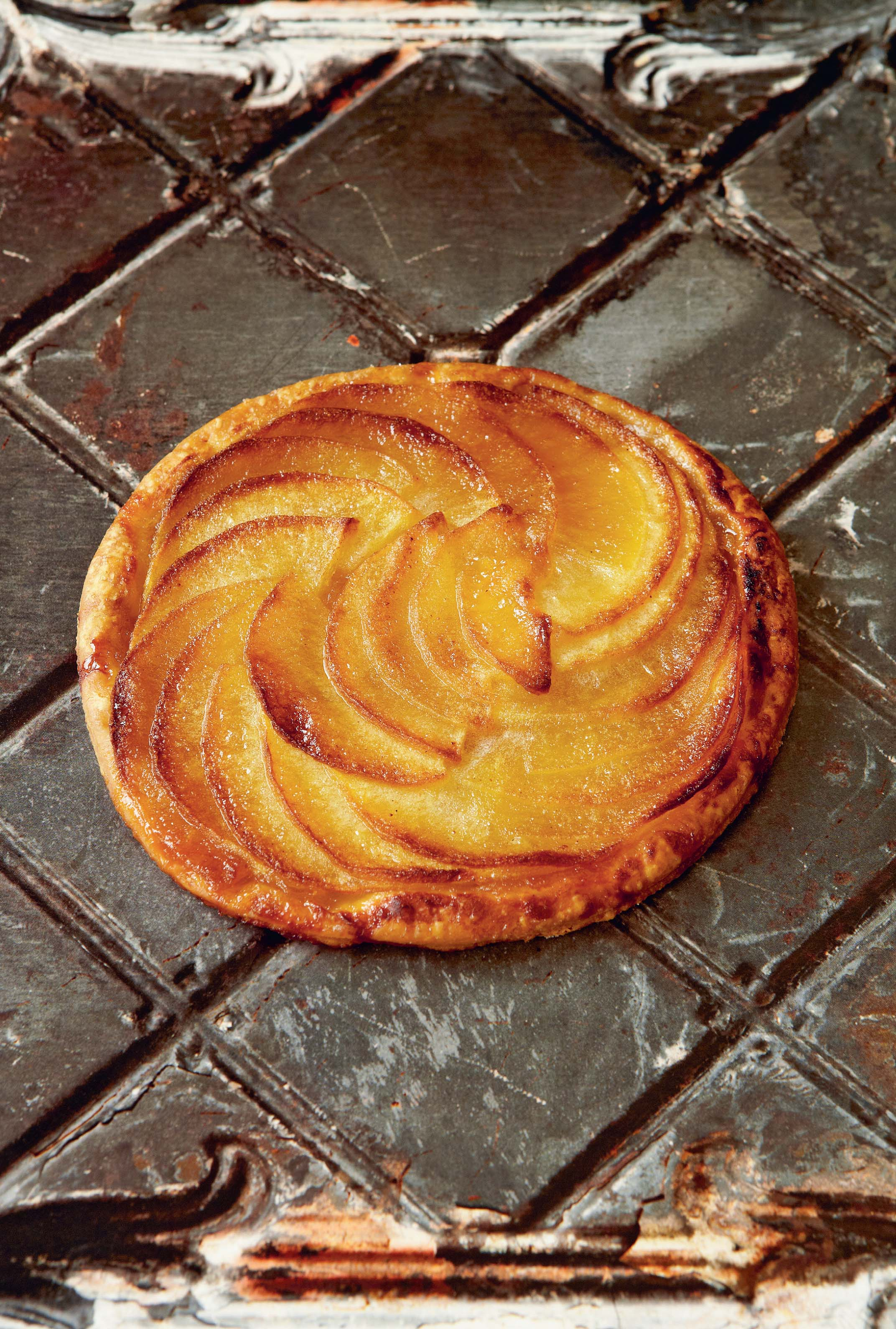 Apple tartlets
